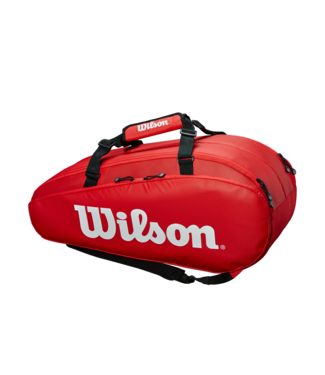 Wilson Wilson Tour 2 Comp Large Red