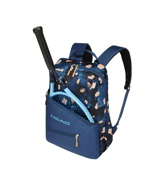 Head Head Women's Backpack Blue/Coral
