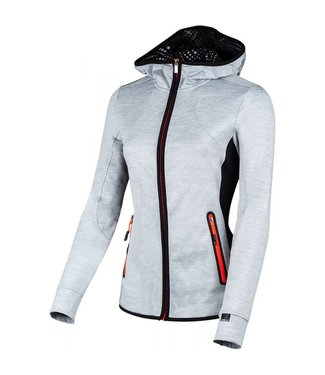 Sjeng Sports Sjeng Loggia Full Zip Hoody Grey