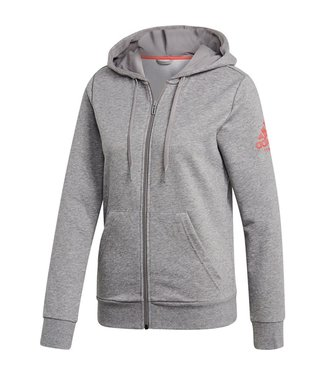 Adidas Adidas Club Hoody Grey
