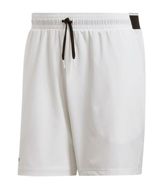 Adidas Adidas Club 7 Inch Short Wit
