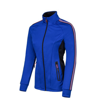 Sjeng Sports Sjeng Sammy Jacket Intens Blue
