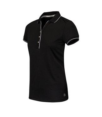 Sjeng Sports Sjeng Slam Plus Polo Black