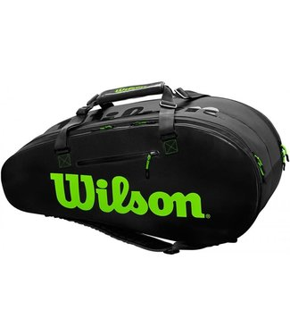 Wilson Wilson Super Tour 2 Comp Large Black Green