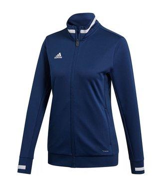 Adidas Adidas T19 Track Jacket Dames Navy