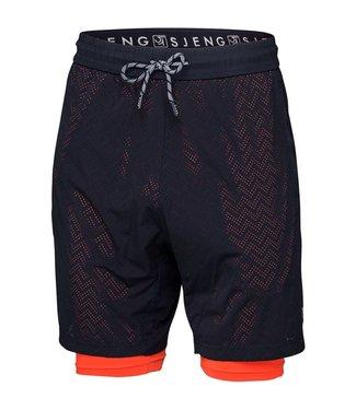 Sjeng Sports Sjeng Roy Short Navy/Orange