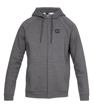Under Armour Under Armour  Rival Fleece FZ Hoody Grey
