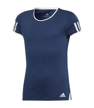 Adidas Adidas Girls Club Tee Navy