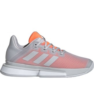 Adidas Adidas Solematch Bounce Grey/Orange