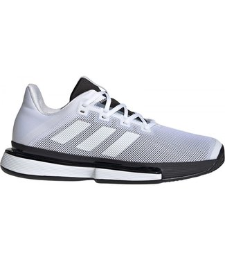 Adidas Adidas Solematch Bounce White/Black