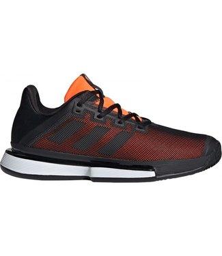 Adidas Adidas Solematch Bounce Black/Orange