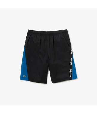 Lacoste LACOSTE SPORT SHORT Black/Blue
