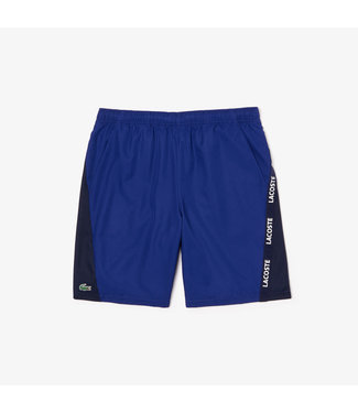 Lacoste LACOSTE SPORT SHORT Blue/Black