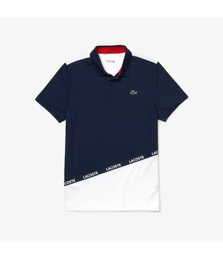Lacoste LACOSTE SPORT TECHNICAL POLO Blue/White