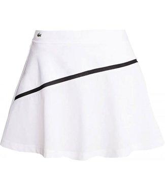 Lacoste Lacoste Sport Tennis Skirt White