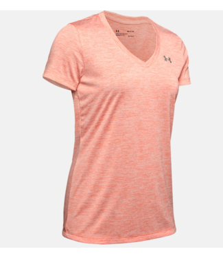 Under Armour Under Armour V-Neck Twist Tee Orange