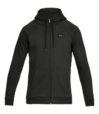 Under Armour Under Armour  Rival Fleece FZ Hoody Green