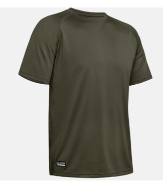 Under Armour Under Armour Tech Tee Boys Green