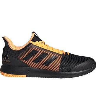 Adidas Adidas Adizero Defiant Bounce 2 Black/Orange