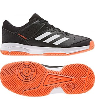 Adidas Adidas Court Stabil Junior Indoor Black