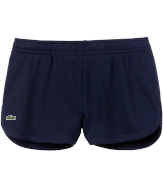 Lacoste Lacoste Fleece Short dames navy