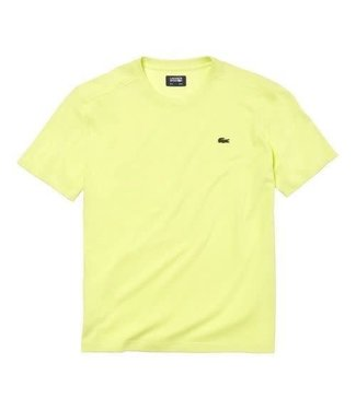 Lacoste Lacoste Sport Tee Men Yellow