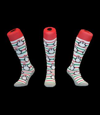 Hingly Hingly Funsokken Stripe Pinguin Christmas