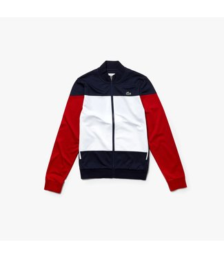 Lacoste Lacoste Sport Vest Navy/White/Red