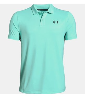 Under Armour Under Armour Tour Tips Polo Men Turquoise