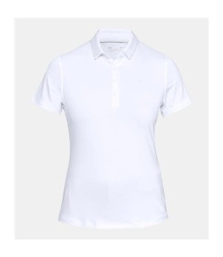 Under Armour Under Armour Zinger Polo Dames White