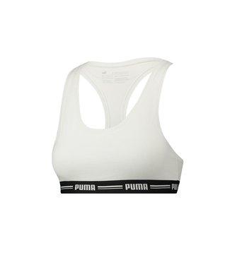 Puma PUMA ICONIC RACER BACK TOP WHITE