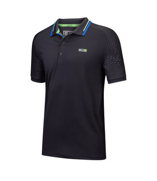 Sjeng Sports Sjeng Lance Polo Black