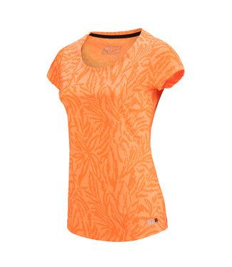Sjeng Sports Sjeng Michelle Plus Tee Orange
