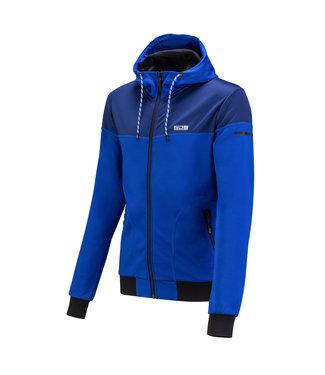 Sjeng Sports Sjeng Knox Full Zip Hoody Blue