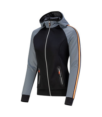 Sjeng Sports Sjeng Kaira Plus Jacket Black