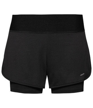 Head Head Stance Short Black