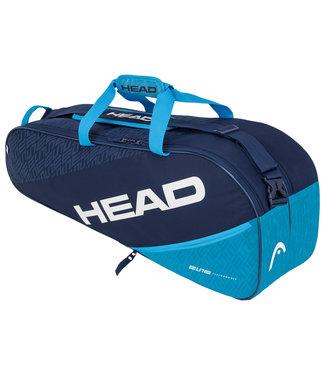 Head Head Elite 6R Combi Navy