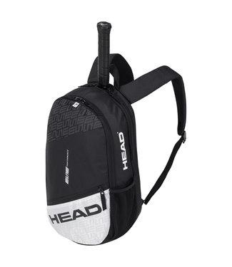 Head Head Elite Backpack Black White