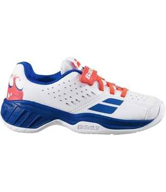 Babolat Babolat PULSION ALL COURT KIDS White