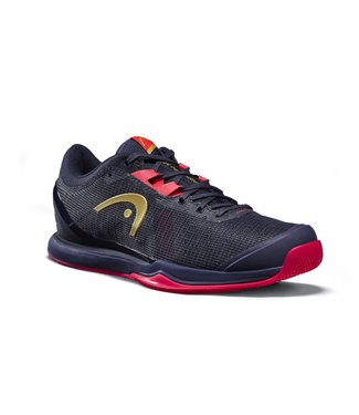 Head Head Sprint Pro 3.0 Navy Gold