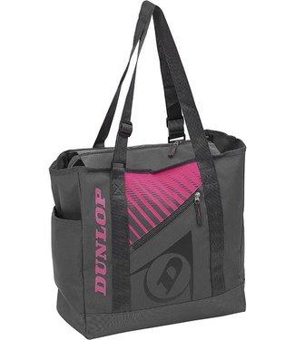 Dunlop Dunlop D Tac SX-Club Tote Bag Pink Grey