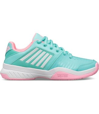 K-Swiss K-Swiss Court Express Junior Mint Pink