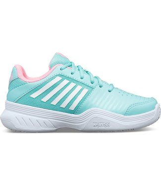 K-Swiss K-Swiss Court Express Junior Mint White