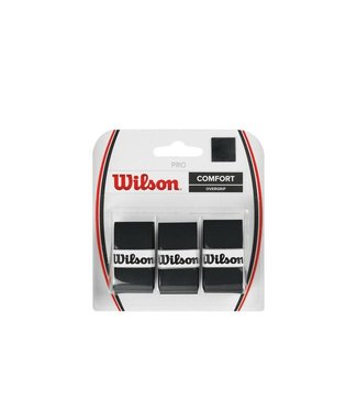 Wilson Wilson Pro Overgrip Black