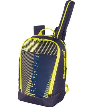 Babolat BABOLAT BACKPACK CLASSIC CLUB Black-Yellow