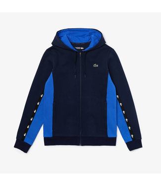 Lacoste Lacoste Sport Sweat Hoody Navy-Royal