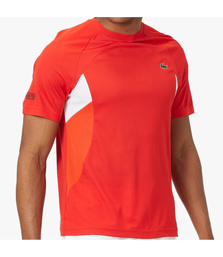 Lacoste Lacoste SPORT T-Shirt Oranje