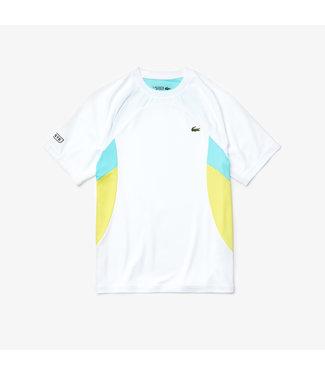 Lacoste Lacoste SPORT T-Shirt Wit