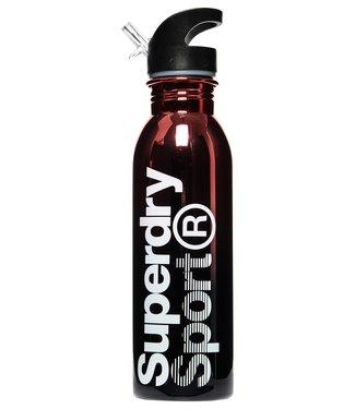 Superdry Superdry Super Steel Bottle Black Pink
