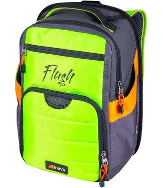 Grays Grays Flash 50 Backpack Zwart/Geel